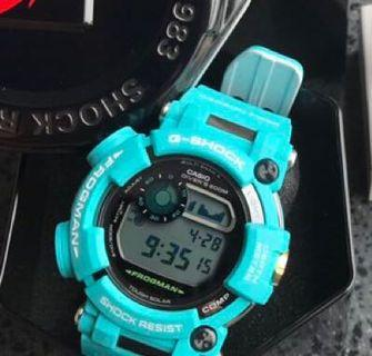 Looking to trade with used g-shock frogman D1000
