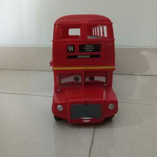 Mobil Mobilan Double Decker The Cars Original