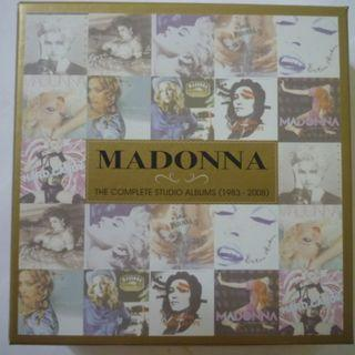 Madonna : The Complete Studio Albums (1983–2008)