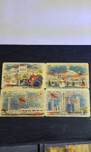 🚚 Vintage phone card