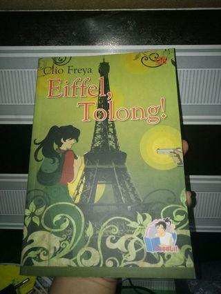 Novel teenlit EIFFEL, TOLONG !