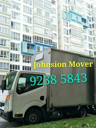 Lorry mover service direct WHATSAPP 92385843 JohnsionMover