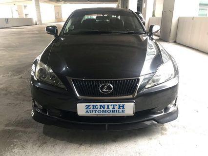 Lexus IS 250 Auto
