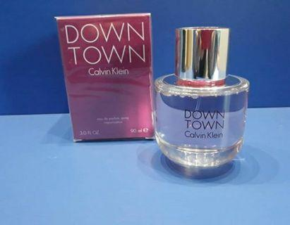RECOMENDED Parfume CK Downtown 100ml (segel)