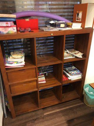 WTS Scanteak Bookshelfs