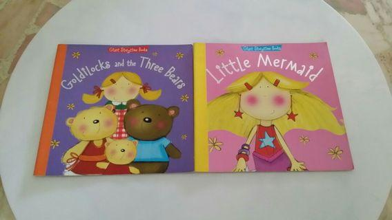 Giant Storytime Books