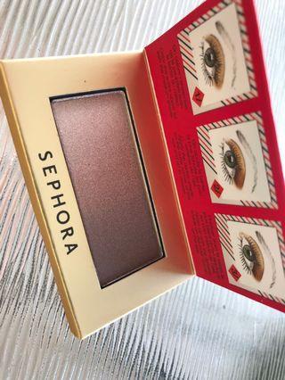 Sephora eyeshadow brown palette