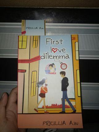 Novel First Love Dilemma