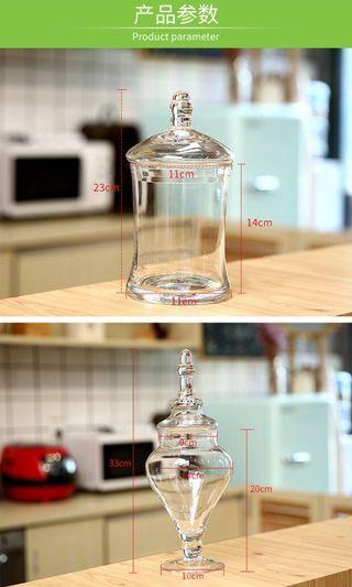 Candy jar / cookies container / glass jar#SnapEndGame