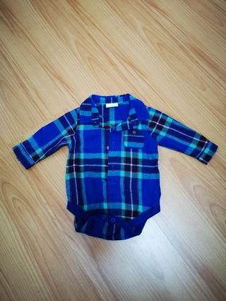 NEXT Baby romper NB to 3mo