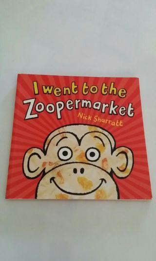 🚚 I went to the Zoopermarket
