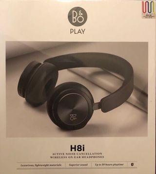 B&O H8i 100%全新 未拆包裝 原裝行貨藍牙耳機 SALE