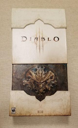 DIABLO 3 典藏版 序號已用