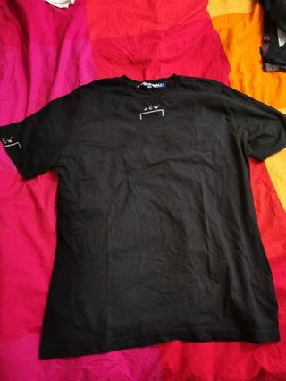 A-cold-wall tee