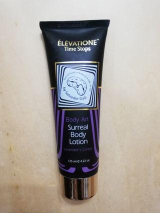 Elevatione body lotion (Lavender's Caress)