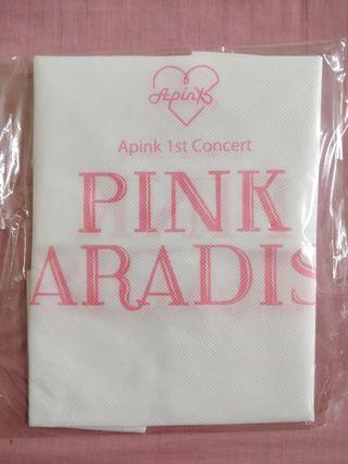 Apink 1st Concert Pink Paradise 2015 Backpack