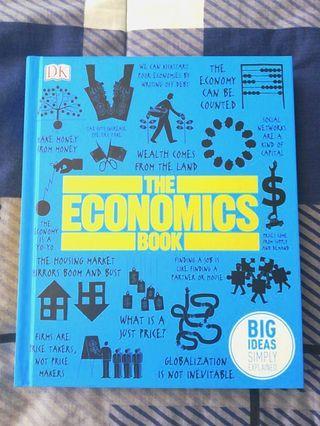 "NEGOTIABLE!! BRAND NEW!! ""The Economics Book"" Hardbound Edition"