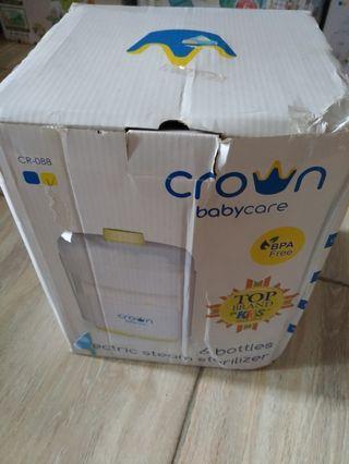 Crown Sterilizer 6 Bottles