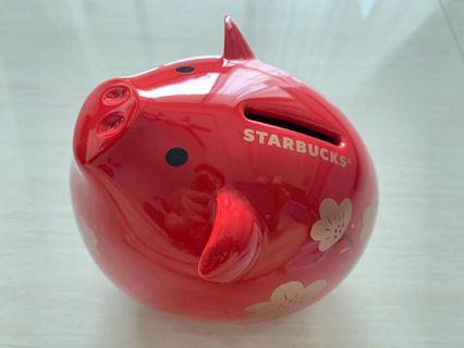 🚚 Brand New Starbucks Piggy Bank #Endgameyourexcess