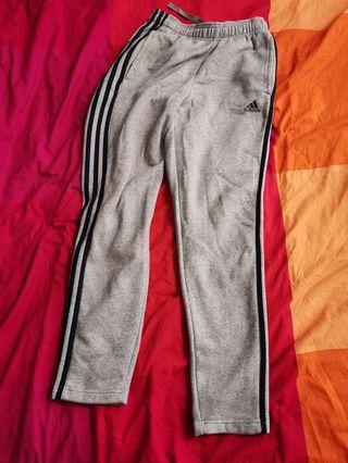 Adidas Grey Sweatpants