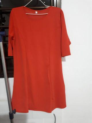 🚚 Down Dress - Plus size from YVS
