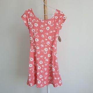 Kohl's Floral Crossback Dress