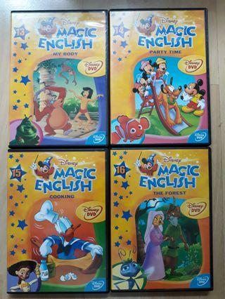 🚚 Magic English CD13 to 24 #ENDGAMEyourEXCESS