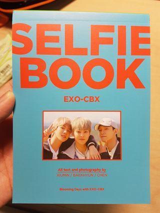 OFFICIAL EXO CBX SELFIE BOOK