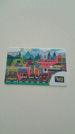 [SOLD] Touch n Go Card