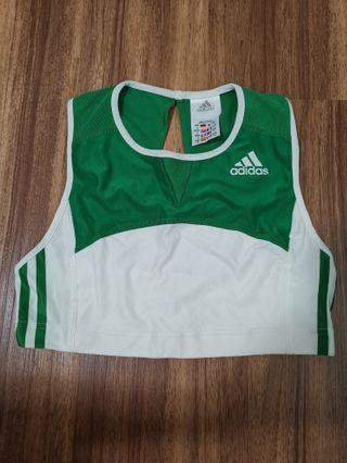 BNWOT Adidas cropped top