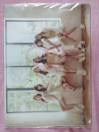 Apink Clear Files (Set of 7)