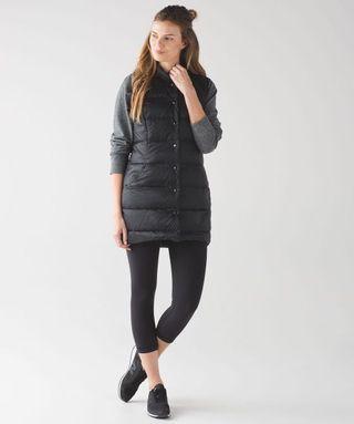Lululemon All Days Vest Size 8