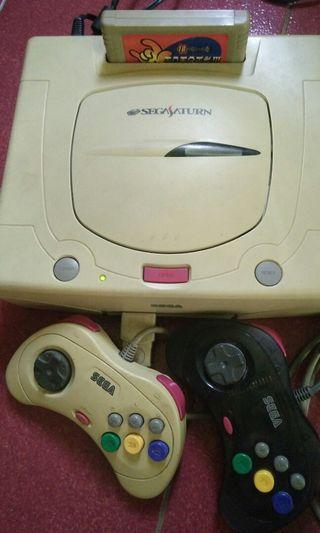 🚚 Sega Saturn