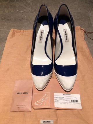 1659e46bf1d Miu Miu Heels - Size 37  NEW