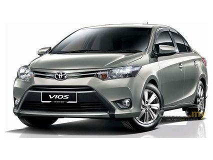 Sewa Murah Toyota Vios 1.5J auto 2015