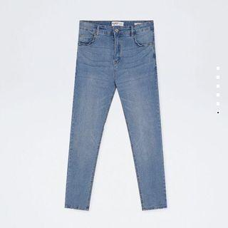 Pull and Bear Carrot Fit Jeans
