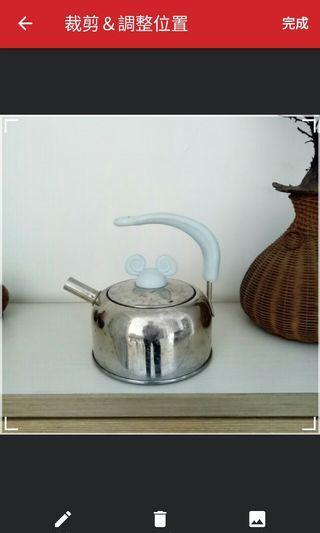 🚚 煮水鍋泡茶鍋