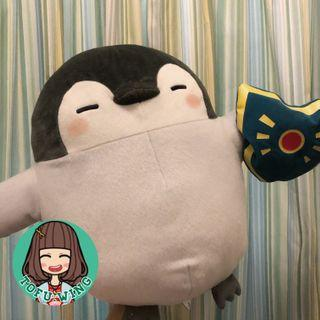 Koupen Chan 正能量企鵝公仔-日本直送 正品100%