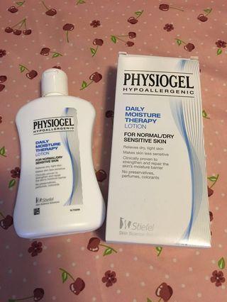 Physiogel hypoallergenic daily moisture lotion cream 水份修復 滋潤 低敏 保濕 乳液