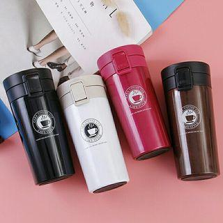*FREE DELIVERY to WM only / Ready stock* 380ml vacuum flask each as shown design / color.  Free delivery applied for this item.