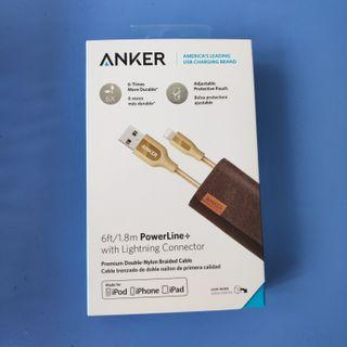 Anker PowerLine+ Lightning USB Charging Cable