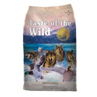 Taste of the Wild Wetlands Canine Recipe with Foasted Fowl Dry Dog Food