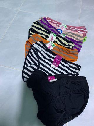 Buy 3 1 free BrandNew with tag panties