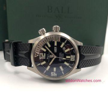 Ball Engineer Master ll Diver Chronometer Automatic Watch