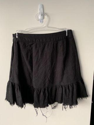 Glassons linen skirt
