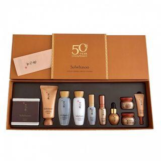 🚚 Sulwhasoo Luxury ginseng care kit