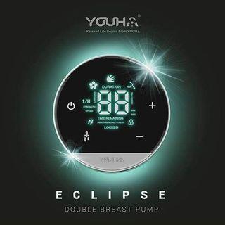 Youha Eclipse Double Breastpump