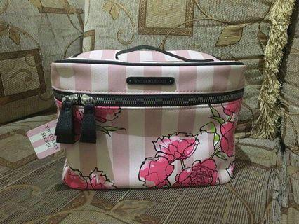 Victoria's secret large makeup bag
