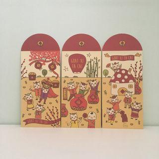 2015 IKEA Angpow / Chinese New Year Red Packets