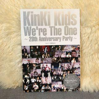 KinKi Kids 非公式party photo book